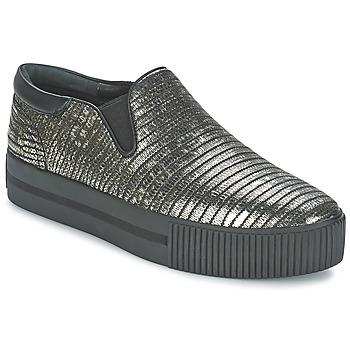 鞋子 女士 平底鞋 Ash 艾熙 KARMA 黑色