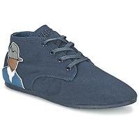 鞋子 女士 球鞋基本款 Eleven Paris BASTEE 海蓝色