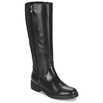 鞋子 女士 都市靴 Tosca Blu ABELLINUM 黑色