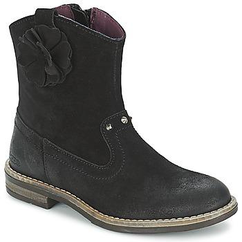 鞋子 女孩 短筒靴 Mod'8 NOLA 黑色