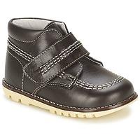鞋子 男孩 短筒靴 Citrouille et Compagnie MELIN 棕色
