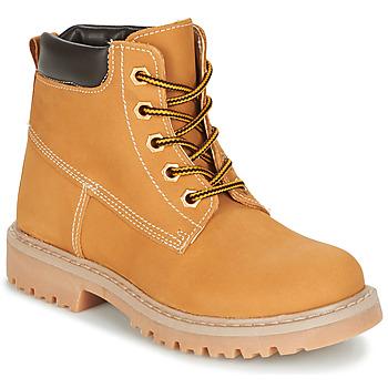 鞋子 儿童 短筒靴 Citrouille et Compagnie SITELLE 米色