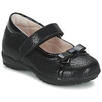鞋子 女孩 平底鞋 Citrouille et Compagnie TETRAS 黑色