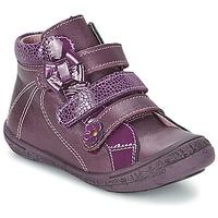 鞋子 女孩 高帮鞋 Citrouille et Compagnie FALIE 紫罗兰