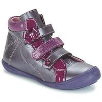 鞋子 女孩 短筒靴 Citrouille et Compagnie FALIE 紫罗兰