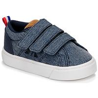 鞋子 儿童 球鞋基本款 Le Coq Sportif 乐卡克 VERDON CLASSIC 蓝色