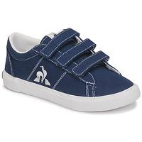 鞋子 儿童 球鞋基本款 Le Coq Sportif 乐卡克 VERDON PLUS PS 蓝色