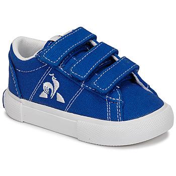 鞋子 儿童 球鞋基本款 Le Coq Sportif 乐卡克 VERDON PLUS 蓝色