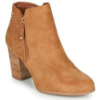 鞋子 女士 短靴 Xti 波尔蒂伊  棕色