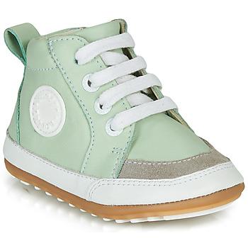 鞋子 儿童 短筒靴 Robeez MIGO 绿色 / 水