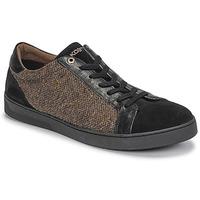 鞋子 男士 球鞋基本款 Kost CYCLISTE 55 黑色 / 棕色