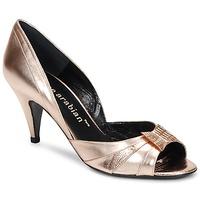 鞋子 女士 高跟鞋 Karine Arabian MONTEREY 玫瑰色 / 金属光泽