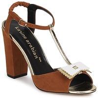 鞋子 女士 凉鞋 Karine Arabian ABBAZIA 沙色 / 白色 / 金色