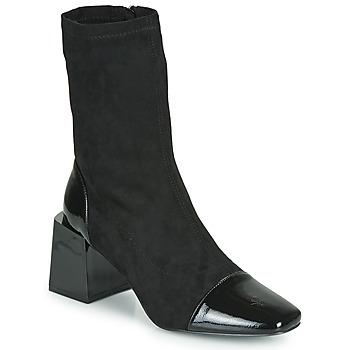 鞋子 女士 短靴 Vanessa Wu  黑色