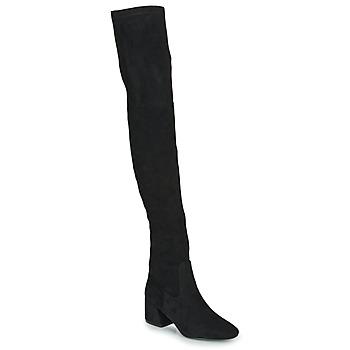 鞋子 女士 绑腿 Vanessa Wu CUISSARDES HAUTES 黑色