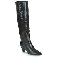 鞋子 女士 都市靴 Vanessa Wu  黑色