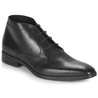 鞋子 男士 短筒靴 Carlington 卡尔顿 NOMINAL 黑色