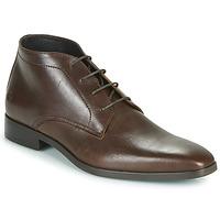 鞋子 男士 短筒靴 Carlington 卡尔顿 NOMINAL 棕色