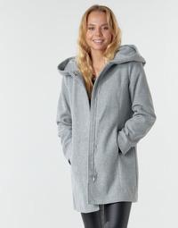 衣服 女士 大衣 Vero Moda VMDAFNEDORA 灰色
