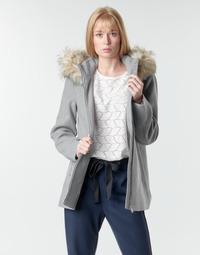 衣服 女士 大衣 Vero Moda VMCOLLARYORK 灰色