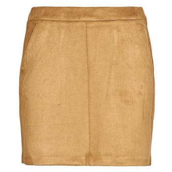 衣服 女士 半身裙 Vero Moda VMDONNADINA 棕色