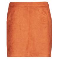 衣服 女士 半身裙 Vero Moda VMDONNADINA 橙色