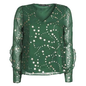 衣服 女士 女士上衣/罩衫 Vero Moda VMFEANA 绿色