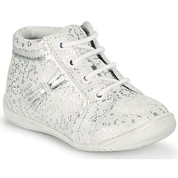 鞋子 女孩 高帮鞋 GBB ACINTA 白色 / 银灰色