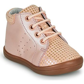 鞋子 女孩 高帮鞋 GBB NAHIA 玫瑰色