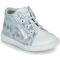 鞋子 女孩 高帮鞋 GBB FAMIA 白色 / 蓝色