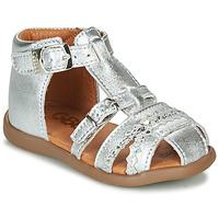 鞋子 女孩 凉鞋 GBB ALIDA 银灰色