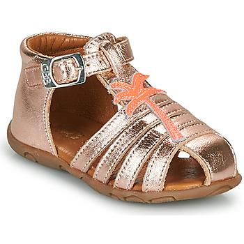 鞋子 女孩 凉鞋 GBB ANAYA 玫瑰色