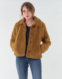 衣服 女士 夹克 Only ONLEMILY 棕色