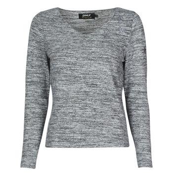 衣服 女士 羊毛衫 Only ONLCLARI 灰色