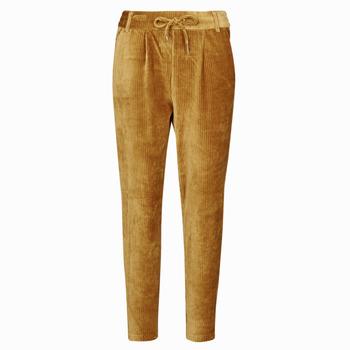 衣服 女士 休闲裤 Only ONLPOPTRASH 棕色