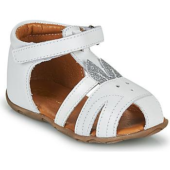 鞋子 女孩 凉鞋 GBB FADIA 白色