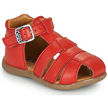鞋子 男孩 凉鞋 GBB FARIGOU 红色