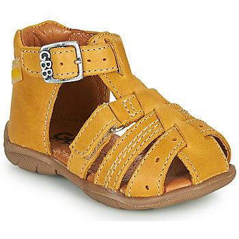 鞋子 男孩 凉鞋 GBB ARIGO 黄色
