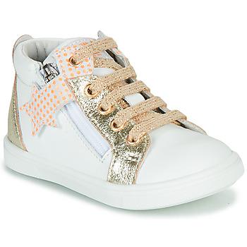 鞋子 女孩 高帮鞋 GBB VALA 白色