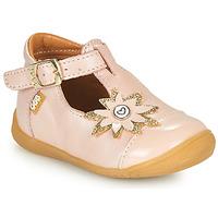 鞋子 女孩 平底鞋 GBB EFIRA 玫瑰色