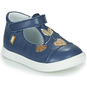 鞋子 女孩 平底鞋 GBB EMILA 蓝色