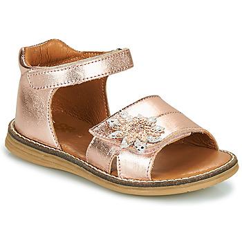 鞋子 女孩 凉鞋 GBB SATIA 玫瑰色