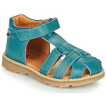 鞋子 男孩 凉鞋 GBB MITRI 蓝色