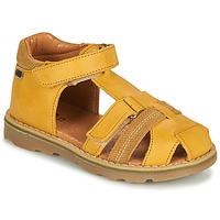 鞋子 男孩 凉鞋 GBB MITRI 黄色