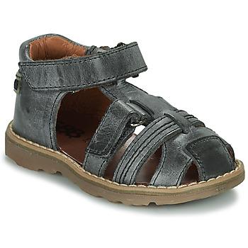 鞋子 男孩 凉鞋 GBB SEVILLOU 灰色