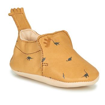 鞋子 儿童 拖鞋 Easy Peasy BLUMOO 棕色
