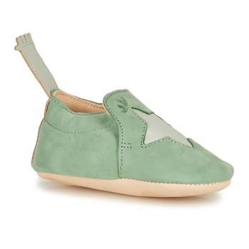鞋子 儿童 拖鞋 Easy Peasy BLUMOO ETOILE 绿色