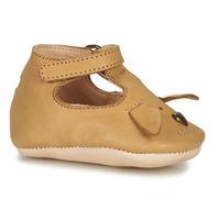鞋子 儿童 拖鞋 Easy Peasy LOULOU CHIEN 棕色