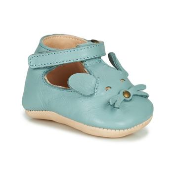 鞋子 儿童 拖鞋 Easy Peasy LOULOU MOUSE 蓝色