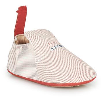 鞋子 儿童 拖鞋 Easy Peasy BLUBLU 红色